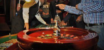 location de table de casino