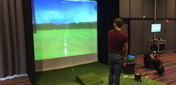 animation golf