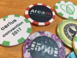 jetons de poker personnalisés
