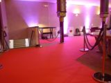 tapis rouge decoration