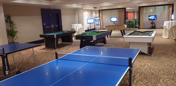 location table de ping pong