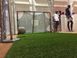 cage de foot pour l'évènementiel