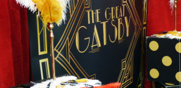 soiree a theme gatsby