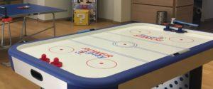 location de air hockey pour une bar mitzvah