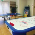 loeur un air hockey a nice