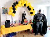 location décoration super héros marseille