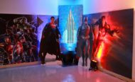 location décor thème super héros marseille