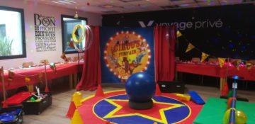 atelier cirque pour evenements