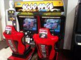 location jeux d'arcade voiture sport marseille